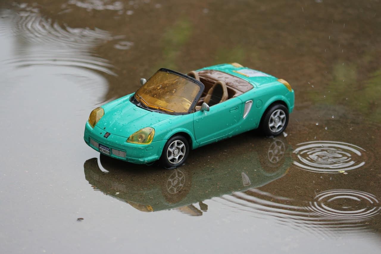 Aquaplaning