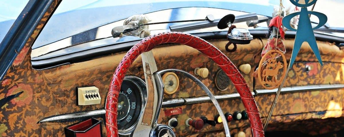 manualna klimatyzacja samochodowa